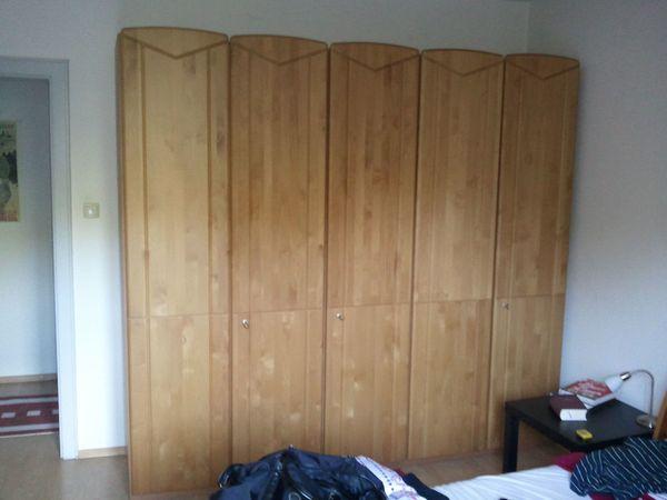 Schlafzimmerschrank 239x218x59cm Kleiderschrank Schlafzimmer Umzug