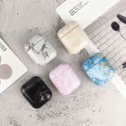 AirPods Hülle case cute marble