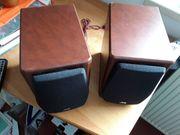2 separate Lautsprecher mit JVC