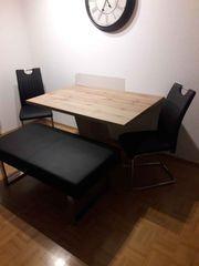 Neuwertige Esszimmermöbel