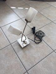 Tischlampe modern Halogen