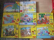 Sammlung Haba und Herder-Kinderspiele günstig