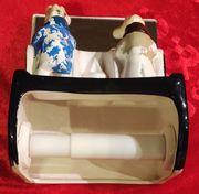 Toilettenpapierrollenhalter zu verschenken