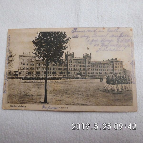 Feldpostkarte 18. 09. 1918 - Bremen - Feldpostkarte 1918 HaderslebenPreis incl. Versand - Bremen
