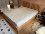 IKEA Bett Sultan Lillsele 1