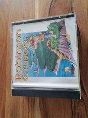 Hörspiel CD Robinson Crusoe