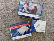 Acor-Paket StarterBox DSL und WLAN-Modem