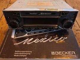 Becker Mexico Retro 7942 7948 Navigationssystem Oldtimer