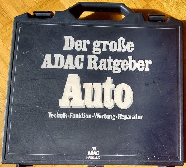 Der grosse ADAC Ratgeber Wartung