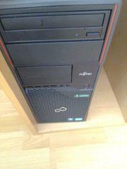 PC Fujitsu Siemens mit drucker