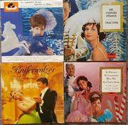 12 Vinyl-Schallplatten LPs Nur OPERETTEN
