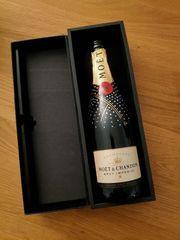Moët Chandon Champagner-Flasche mit Swarovski