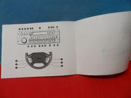 Fach- und Sachliteratur - Bedienungsanleitung Autoradio - Handbuch Opel Radio
