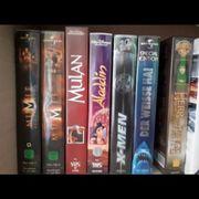 VHS Video Disney Cap und
