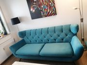 Samt Couch petrol