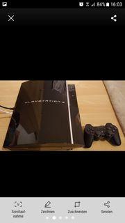 Playstation 3 mit 35 Spielen