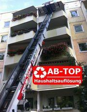 AB-TOP Haushaltsauflösung - Profi Entrümpelung in