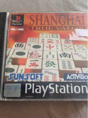 Shanghai True Valor für PlayStation