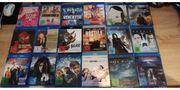 DVD und Bluray Filme zu