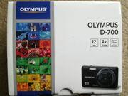 Olympus D-700