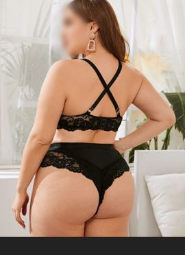 Escort-Damen - Kurviges Escort Girl