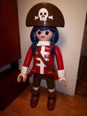 XXL Playmobil Figur Piratenbraut 163cm