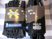 2-Michelin faltreifen 26 x 2