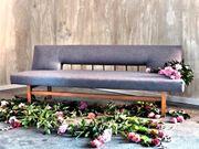 Restauriertes Tagesbett Daybed Sofa 60ern