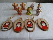 11 weihnachtliche Anhänger
