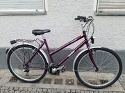 26 City Trekking Damen Fahrrad