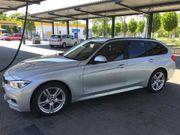 BMW 318d kombi M Paket