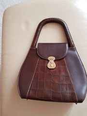 Handtasche Leder Cosci Made in