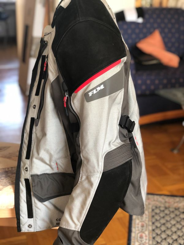 Motorradbekleidung Damen Gr 44
