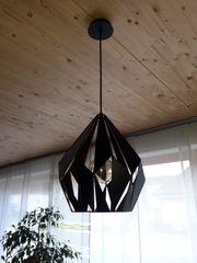 Lampe inkl 2 Spezial Glühbirnen