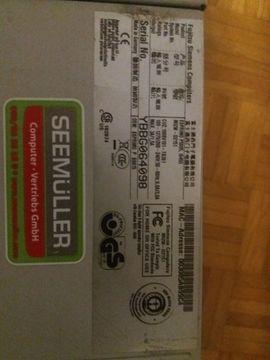 Alter Fujitsu Siemens PC Gehäuse: Kleinanzeigen aus München Au-Haidhausen - Rubrik PCs bis 2 GHz