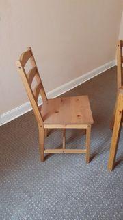verkaufe Holzstühlen zur Selbstabholung 15