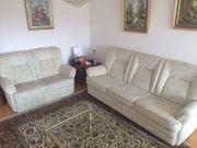 Sofagarnitur 3- und 2-Sitzer in
