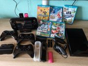 RESERVIERT Nintendo Wii U Set