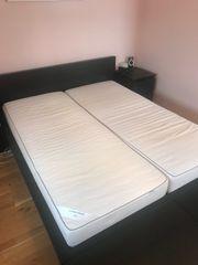 Malm Bett 160 x 200