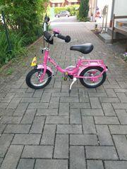 Kinderfahrrad rosa
