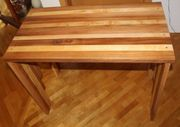 Tisch Schreibtisch Bürotisch Büro Massivholz