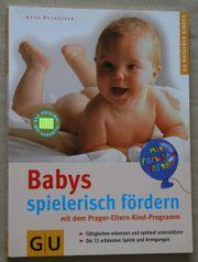 Babys spielerisch fördern