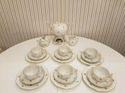 Herend Porzellan Tee Service Mille