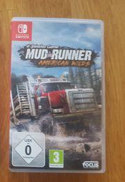 Nintendo Switch Mud Runner American