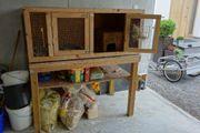 Top Hasenstall Kaninchenstall zu verkaufen