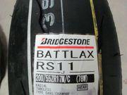 Bridgestone RS11 R J 200