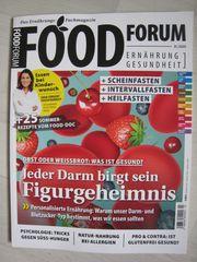 NEU ungelesen Magazin Food Forum