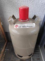 Propan-Gasflasche 11kg voll