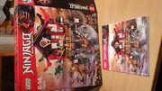 Lego Ninjago 70643 Tempel der