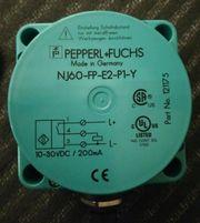 Pepperl Fuchs Induktiver Sensor PNP